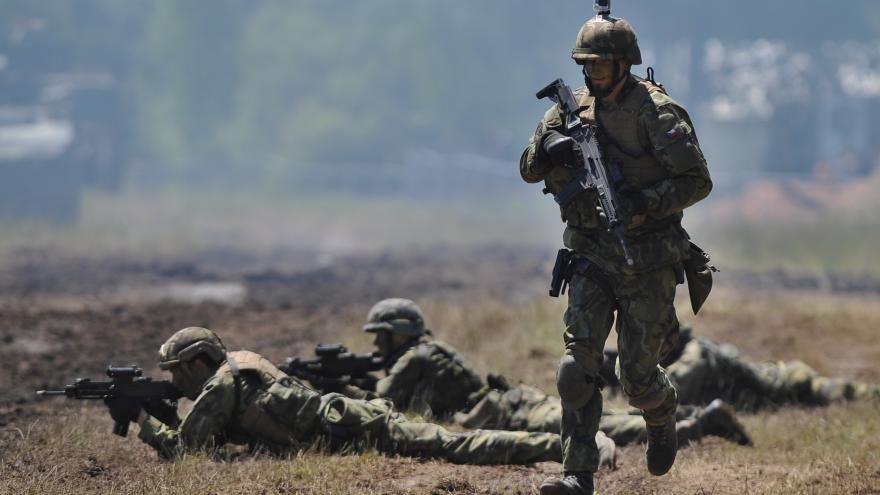 Video Události: Velké představení pozemního vojska