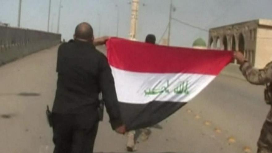 Video Zpravodaj ČT: Ofenziva proti Mosulu začne nejspíše v nejbližších dnech