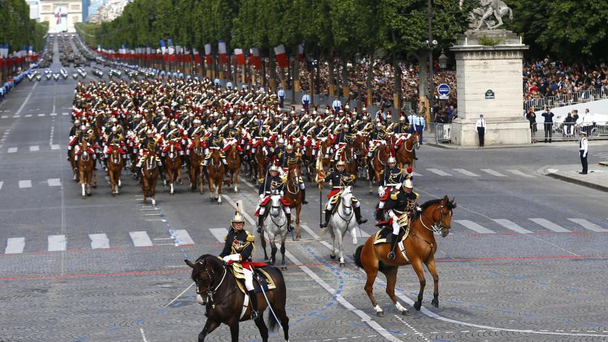 Video Výročí Bastily
