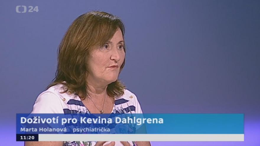 Video Psychiatrička Holanová