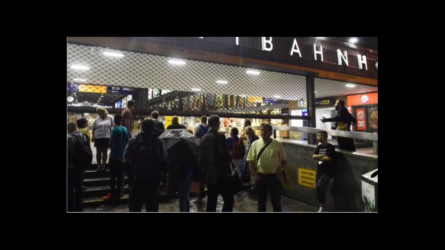 Video Speciál ke střelbě v Mnichově