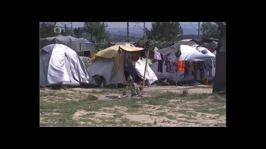 Video Česko přijme uprchlíky z Turecka