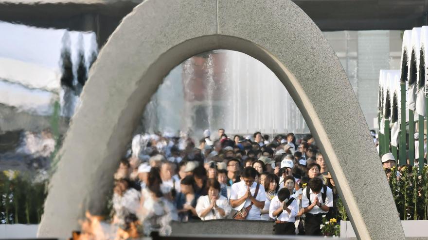 Video Události: Výročí svržení atomové bomby na Hirošimu
