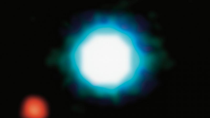 Video Představa umělce u Proximě Centauri