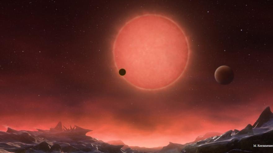 Video Reportáž o exoplanetě u Proximy Centauri