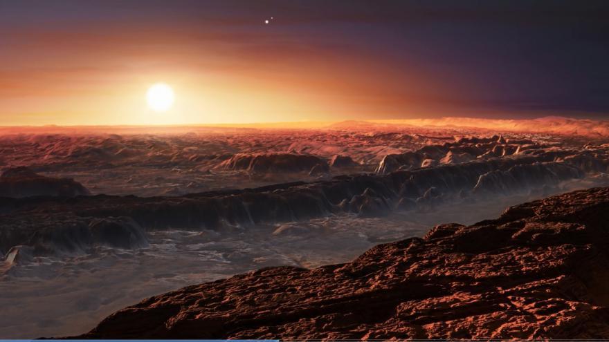 Video Exoplaneta u Proximy Centauri: rozhovor s astronomem Petrem Kabathem