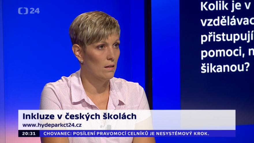 Video 90' ČT24 - Inkluze v českých školách