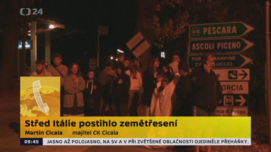 Video Majitel CK Cicala: Přímořské oblasti jsou nedotčené