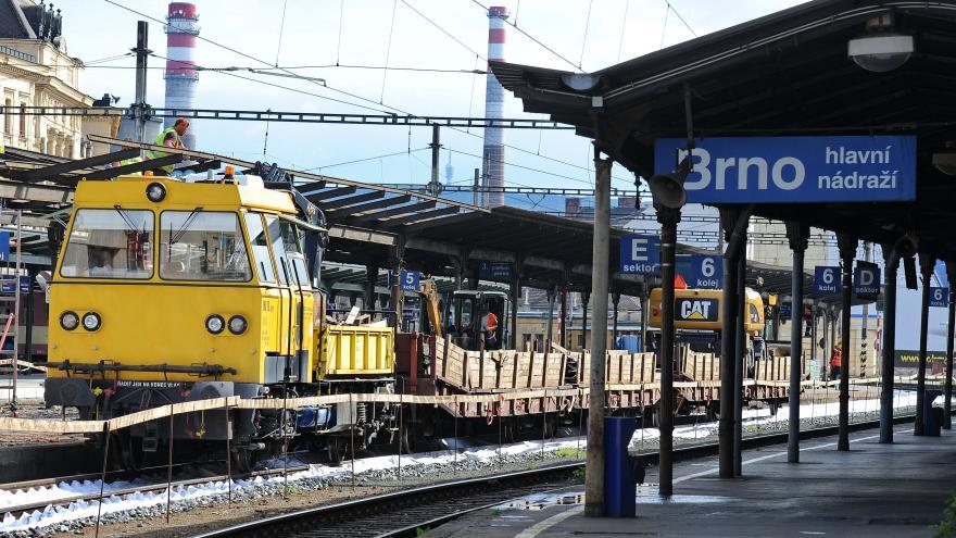 Video Vláda posvětila přesun brněnského železničního uzlu