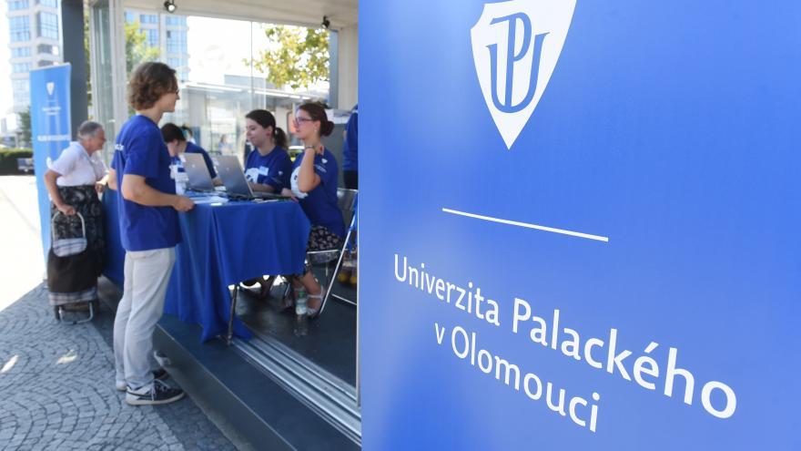 Video Studijní novinky v Olomouci