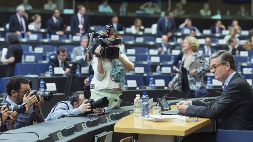 Video Jak hodnotí vystoupení Kinga čeští europoslanci?