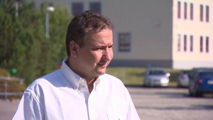 Video Lídr kandidátky Úsvit – Národní koalice s Blokem proti islamizaci Daniel Januj