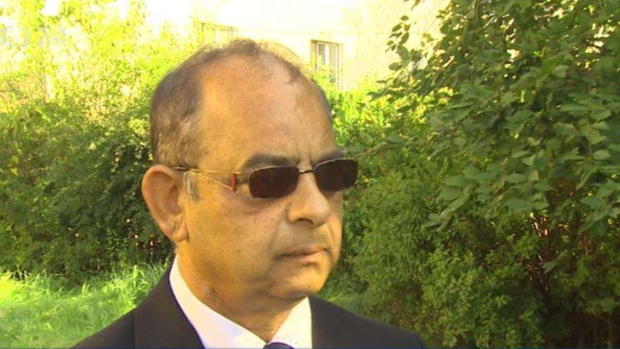 Video Zástupce kandidátky Romské demokratické strany Pavel Tarnai