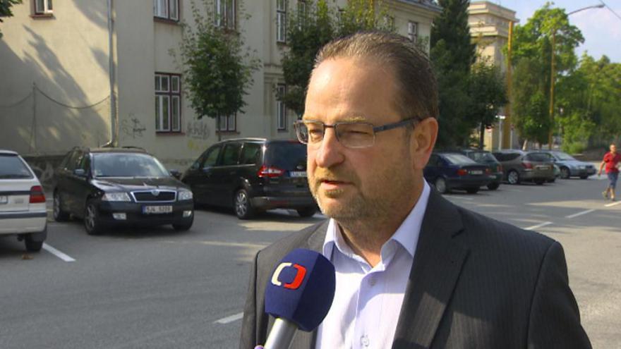 Video Lídr kandidátky Starostů pro občany Karel Janoušek