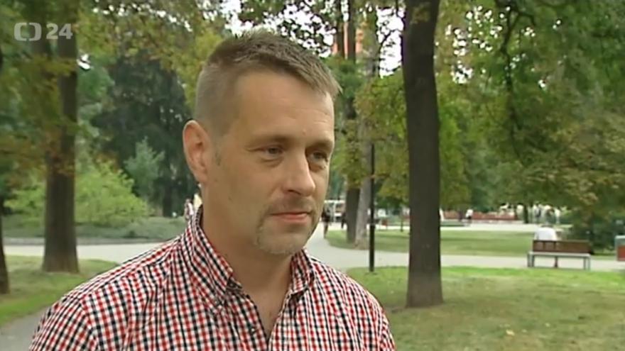 Video Lídr kandidátky Moravané Jaroslav Marek