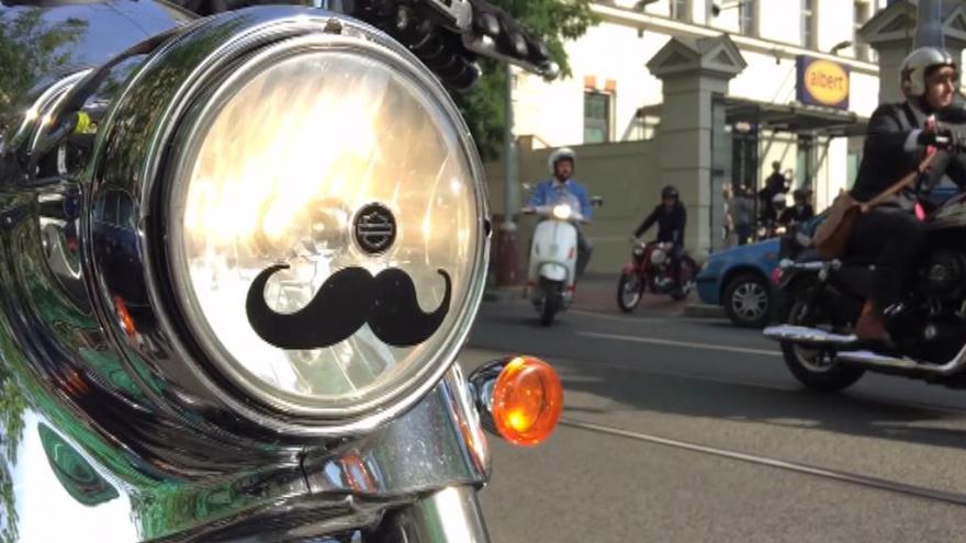 Video Česko se potřetí zapojilo do Jízdy gentlemanů