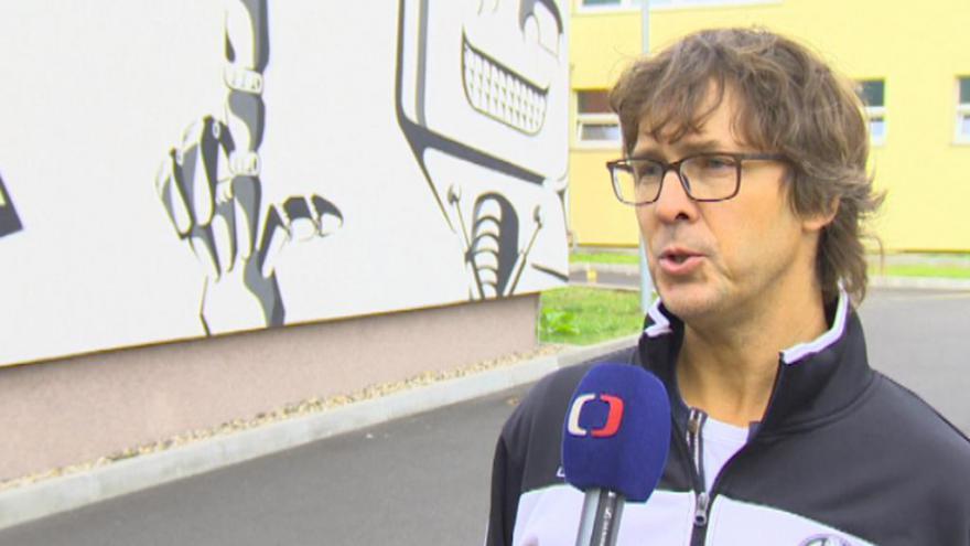 Video Lídr kandidátky NOVÉHO SEVERU Milan Märc