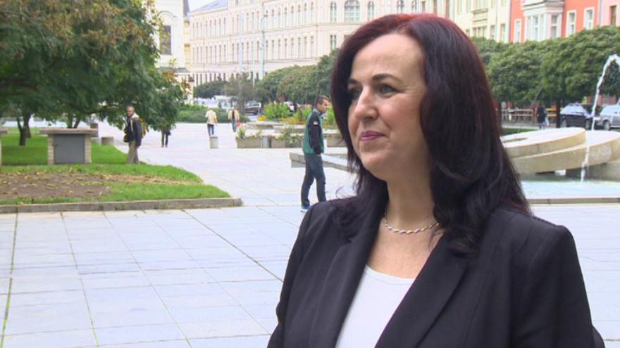 Video Lídryně kandidátky subjektu ProKraj Věra Nechybová