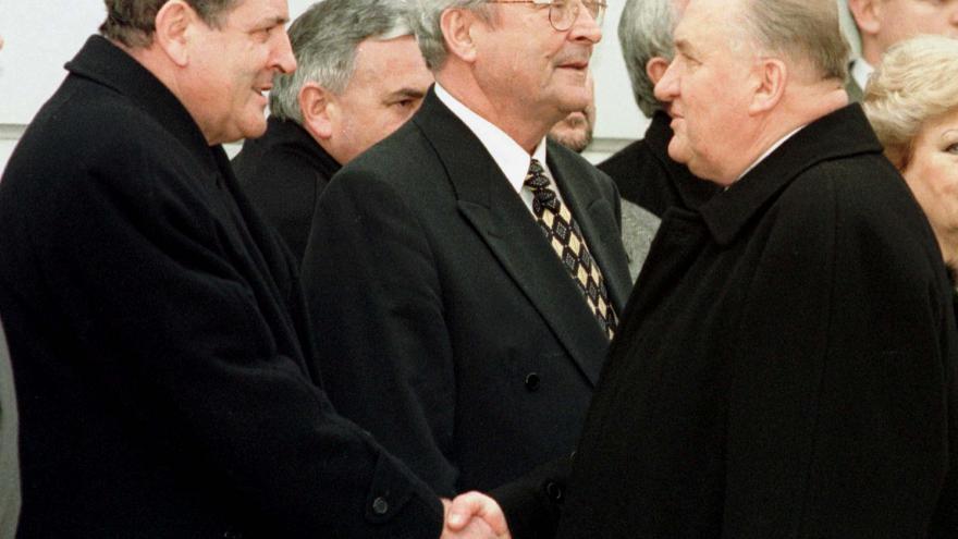 Video Zpravodaj ČT Mathé: Jak si Slováci pamatují exprezidenta Kováče