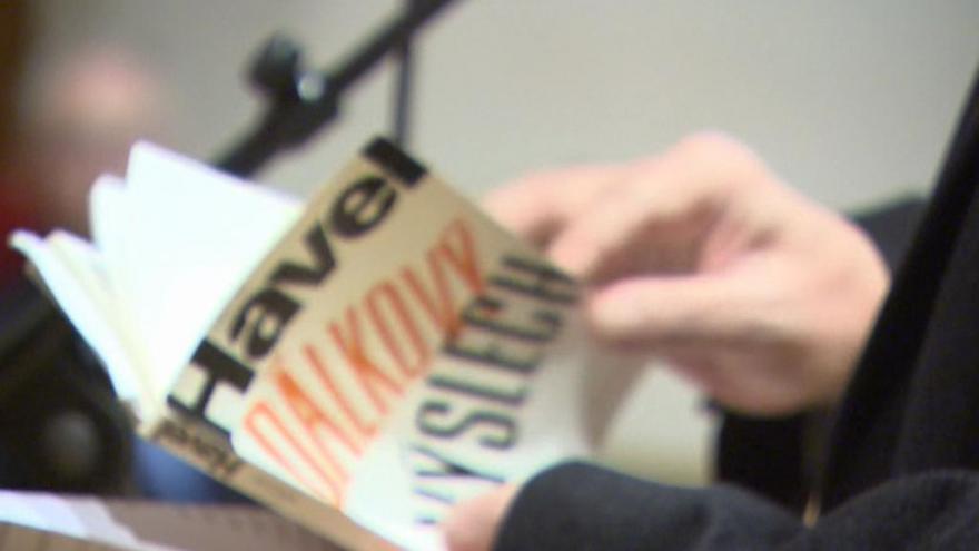 Video Události: Ruské vzpomínání na Václava Havla