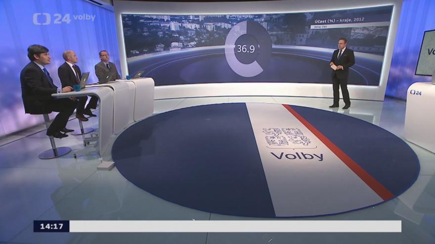 Video Česko volilo do krajů a třetiny senátu