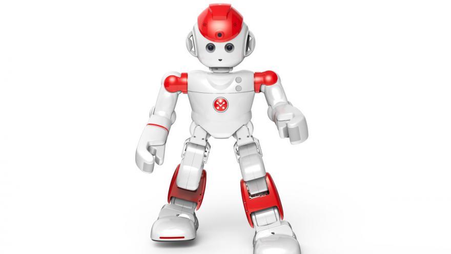 Video EU a roboti