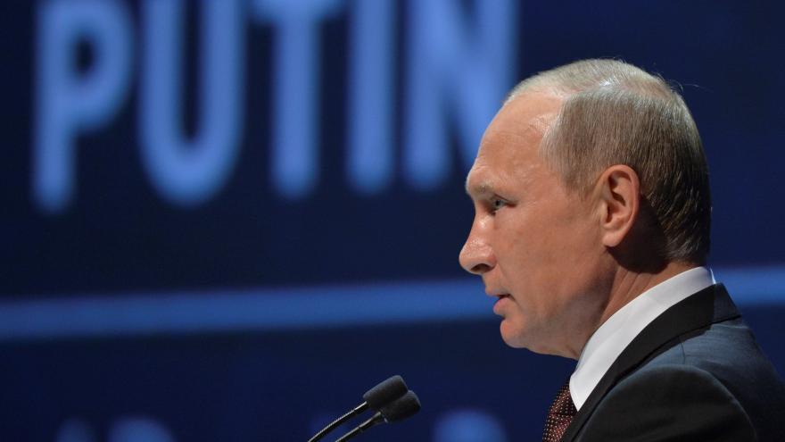 Video ŽIVĚ: Putinovo vystoupení na výroční tiskové konferenci