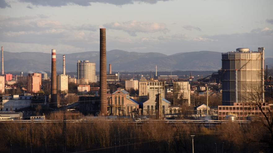 Video Odborníci zkoumají stav ovzduší
