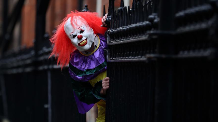 Video Fenomén děsivých klaunů
