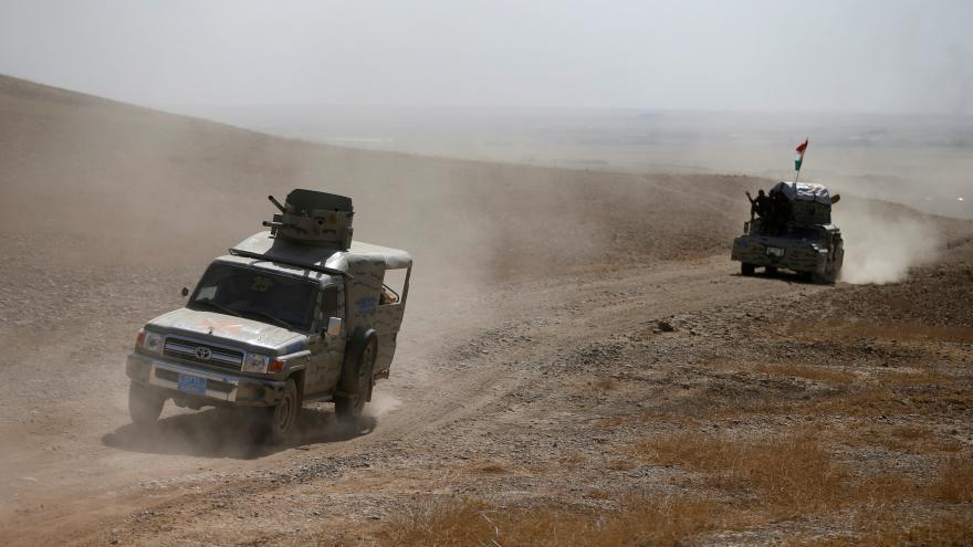 Video Čeští archeologové v Iráku