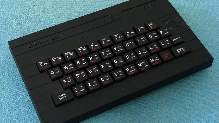 Video Výstava starých počítačů
