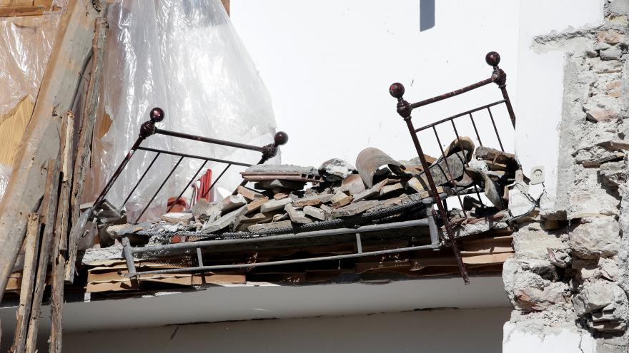 Video Spolupracovnice ČT v Itálii Lunardi: Poslední zemětřesení dokonalo tragédii z 24. srpna