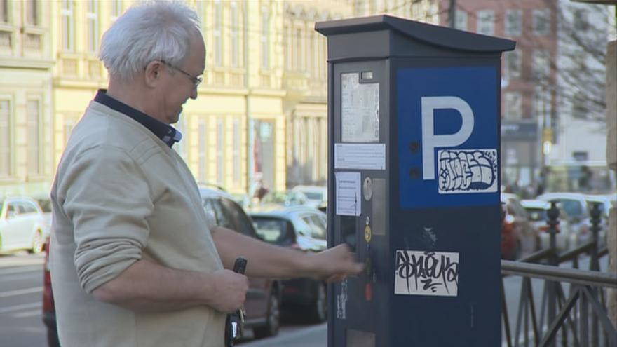 Video Rezidentní parkování v Brně