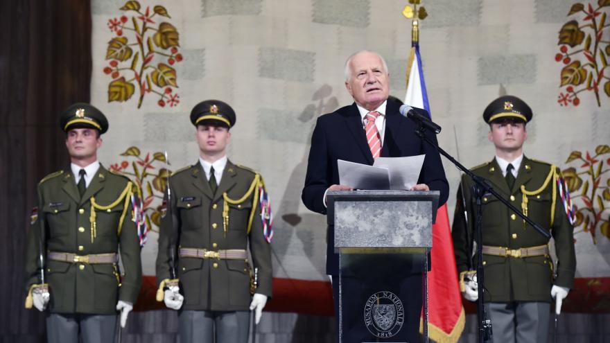 Video Slavnostní shromáždění k 98. výročí vzniku Československé republiky