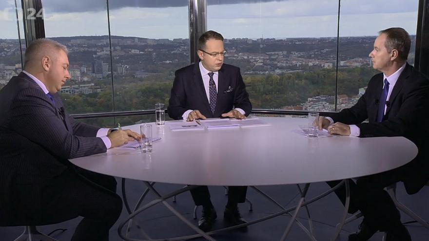 Video ŽIVĚ: OVM s Petrem Gazdíkem a Milanem Chovancem