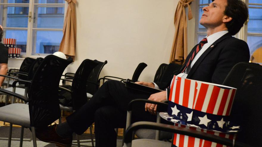 Video Schapiro: Výsledek voleb na česko-amerických vztazích nic nezmění