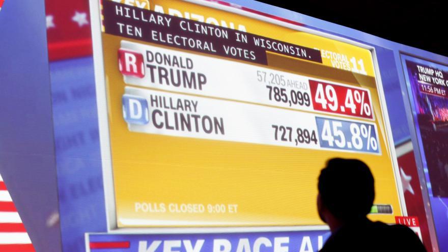 Video Mimořádné pořady ČT24 - Americká volební noc