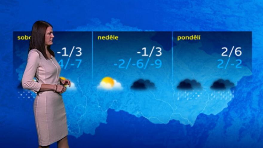 Video Počasí ve 12h