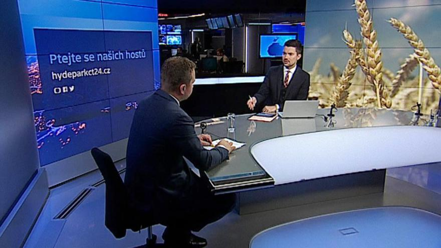 Video 90' ČT24 - Výměny ministrů v Sobotkově kabinetu