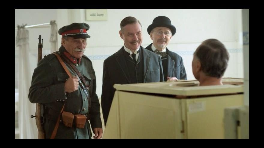 Video Ze zákulisí - Četníci z Luhačovic
