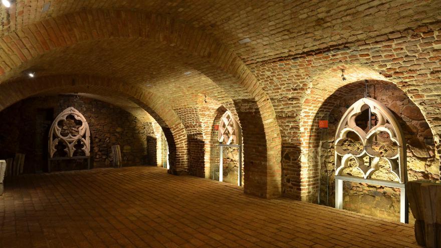 Video Většina částí brněnského podzemí je přístupná veřejnosti