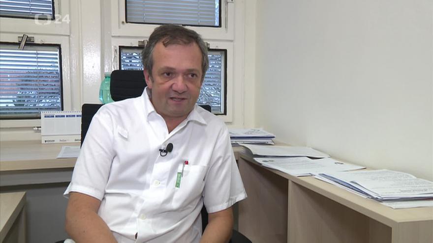 Video O nedostatku lékařů hovoří předseda České endokrinologické společnosti