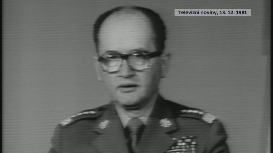 Video Před 35 lety vyhlásili Polsku výjimečný stav. Trval rok a půl