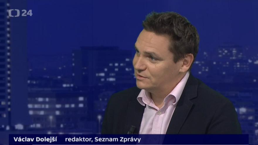 Video Události, komentáře s Josefem Postráneckým a Václavem Dolejším