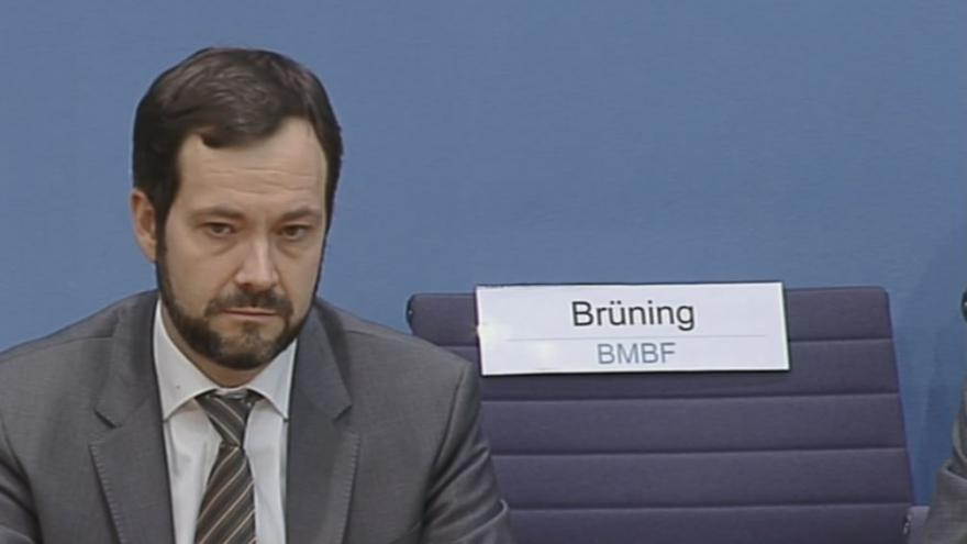 Video Německé ministerstvo vnitra k útoku v Berlíně