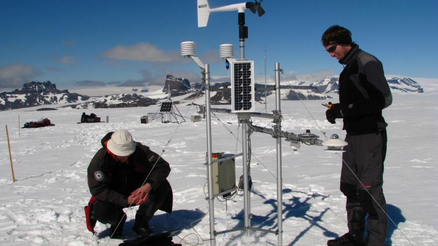 Video Co bude dělat česká expedice v Antarktidě?