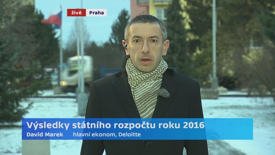 Video Ekonom Marek o výsledku státního rozpočtu