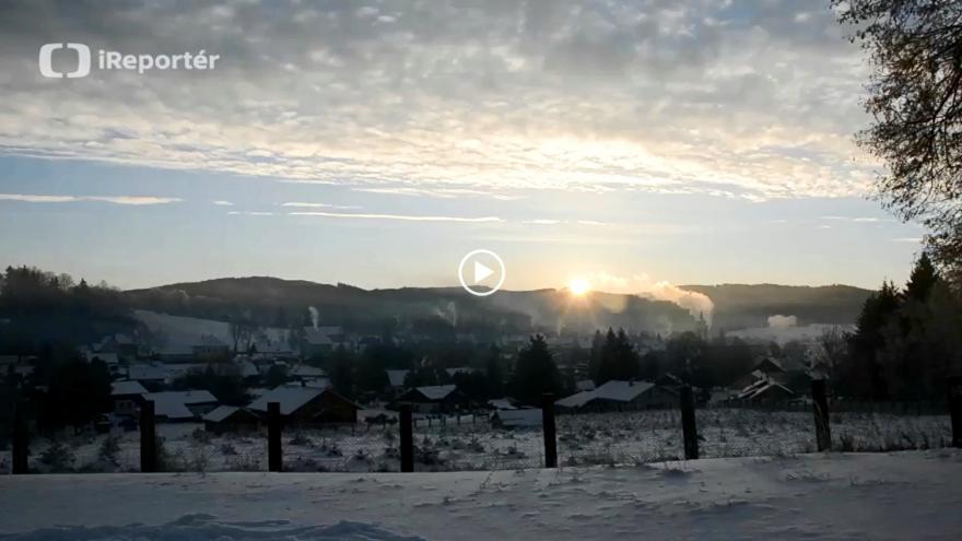 Video Ráno ve Volarech