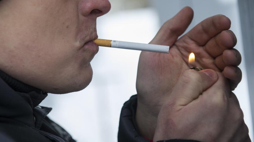 kouření šílenství