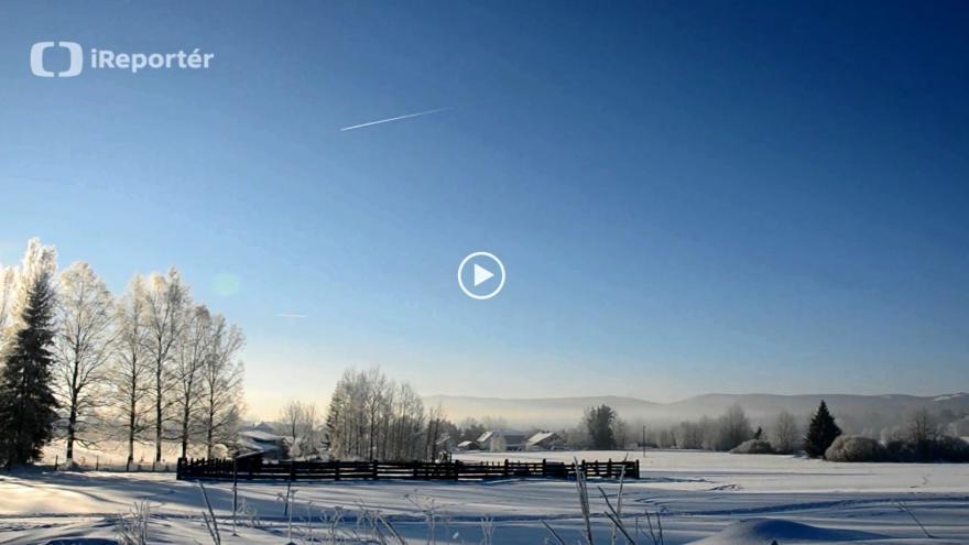 Video Mráz ve Volarech